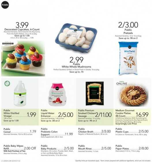 publix weekly ad for this week