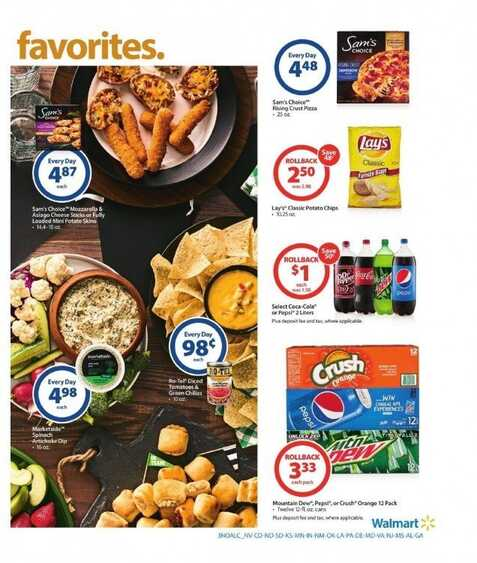 walmart new years sales ads valid to 1/7/2017 - weekly ads
