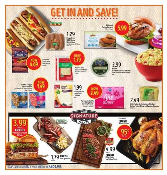aldi's ad for this week ny for 7/12 & 7/13 & 7/14 & 7/15 2017