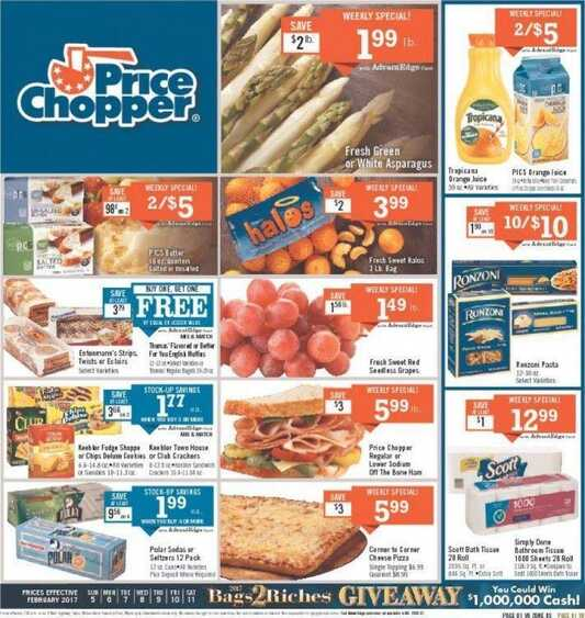 price chopper flyer this week