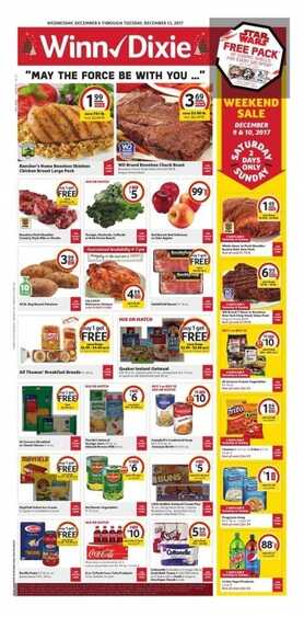 winn dixie weekly ad alabama