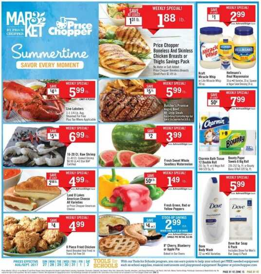 price chopper weekly ads ny 827 to 92 2017 in New York weekly ads