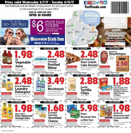 Festival Foods Weekly Ad Mn