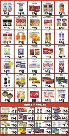 grants weekly ad happy thanksgiving