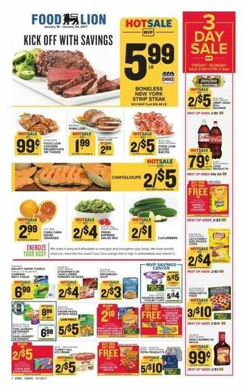 Sunflower Food Store Weekly Ad