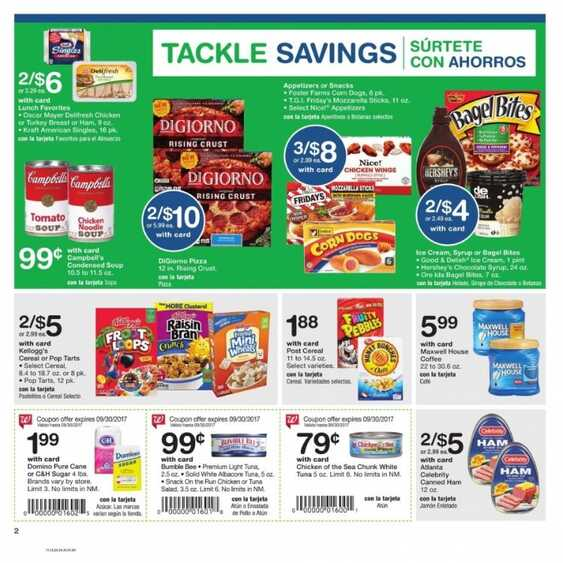 walgreens weekly ad for next week CA State 9/25 to 9/30 2017