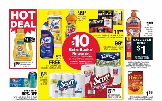 cvs weekly ad february 2018 for this week 2/4 to 2/10 2018