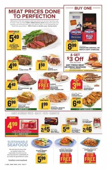 Food Lion Weekly Ad Va 9 27 To 10 3 2017 In Va State