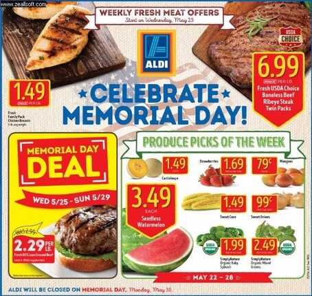 Aldi Offers and Promotion