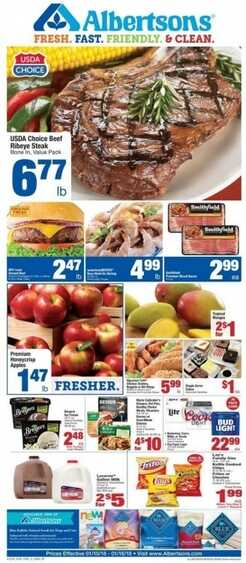 albertsons weekly ad 2018