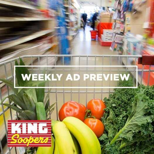 King Soopers Flyer Denver 17-2-2016