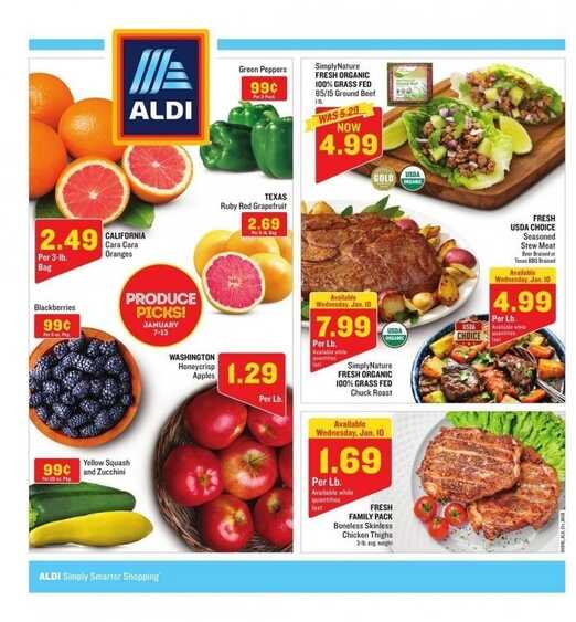 aldi weekly ad longview texas