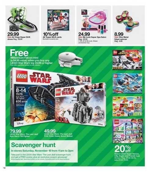 target weekly ads for this week