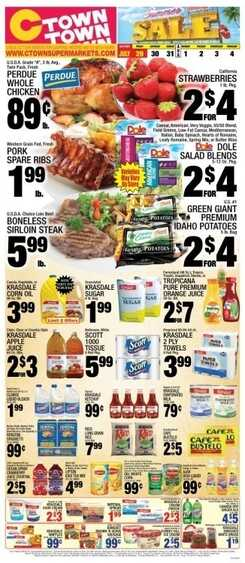 CTOWN OFFERS 29-7-2016