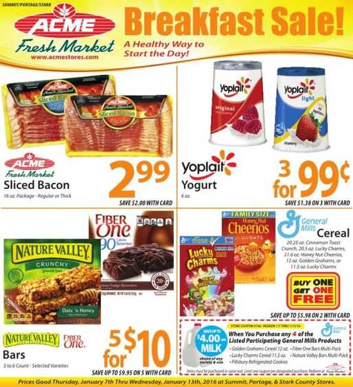 acme weekly ads 7-1-2016