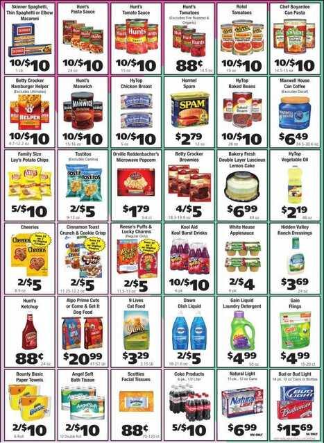 grants weekly ad march 3 2018