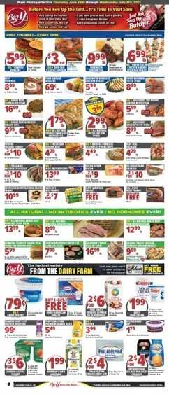 big y ad for july 4 hours