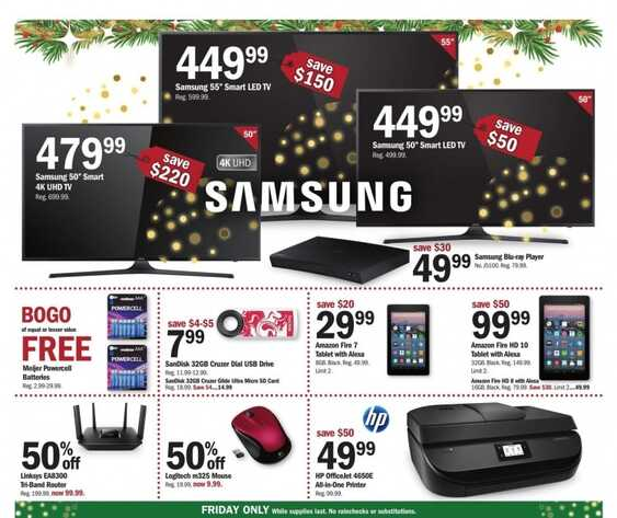 meijer black friday 2017 ads