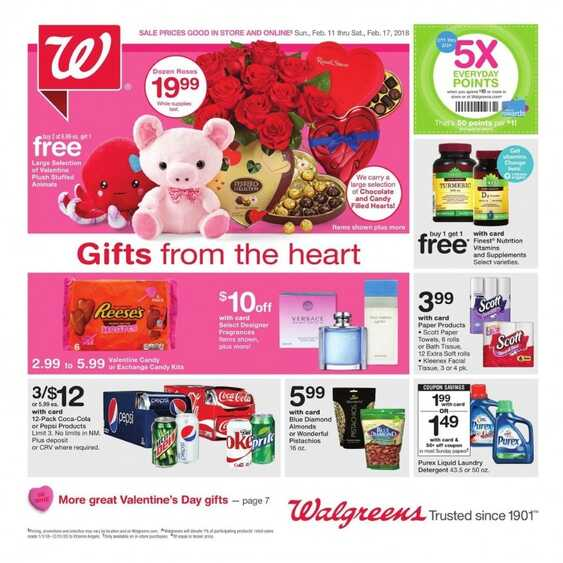 walgreens weekly ad last week