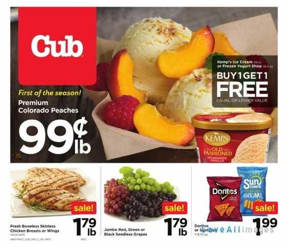 cub foods ads for this week 8/1 to 8/7 2017