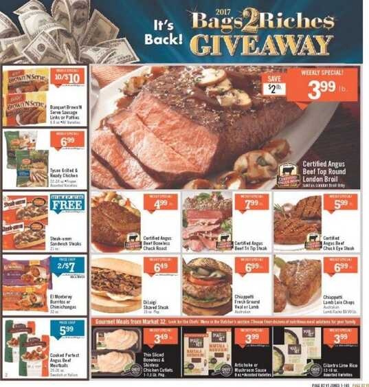 price chopper weekly ads usa 2017