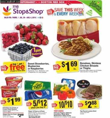 stop and shop offers 29-7-2016