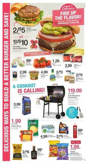 kroger weekly ad lexington ky 6/7 to 6/13 2017