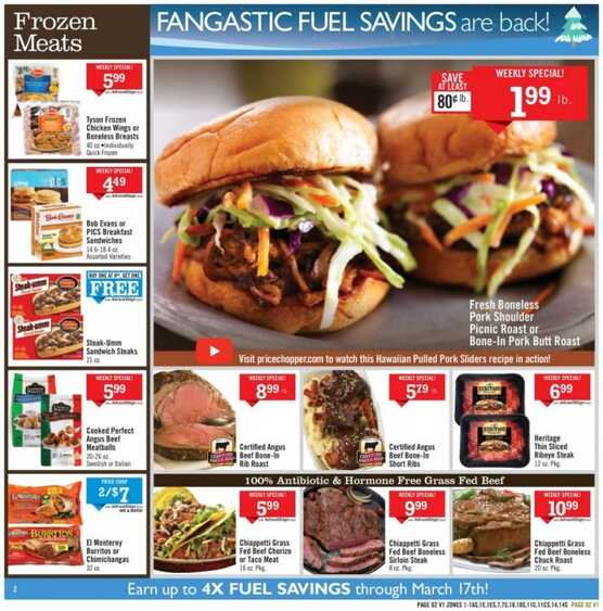 price chopper weekly ad burlington vt 1/30 to 2/3 2018