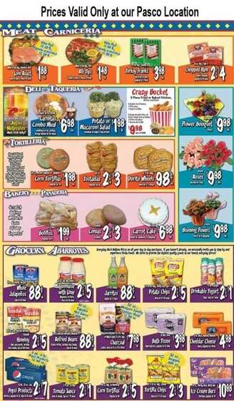 Festival Of Foods Weekly Ad