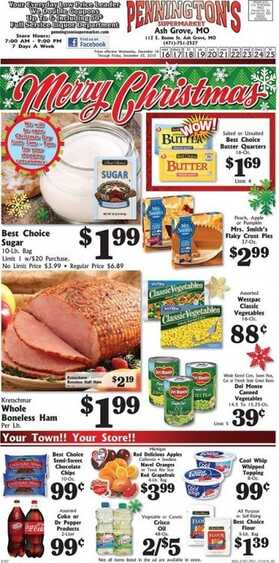 Price Choice Food Market Weekly Ad