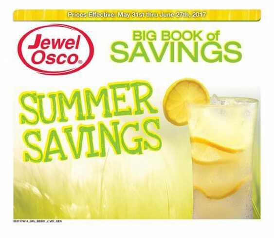 Jewel Osco weekly ads