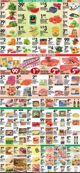 associated supermarket weekly ads ny 8/11 to 8/17 2017
