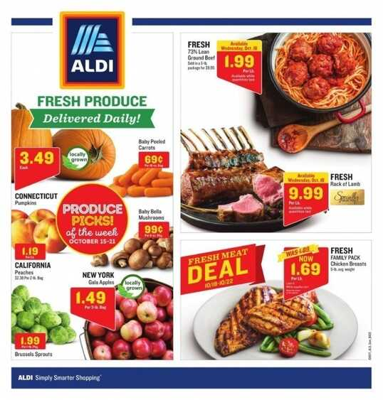aldi weekly ad middleburg fl valid to October 21 2017