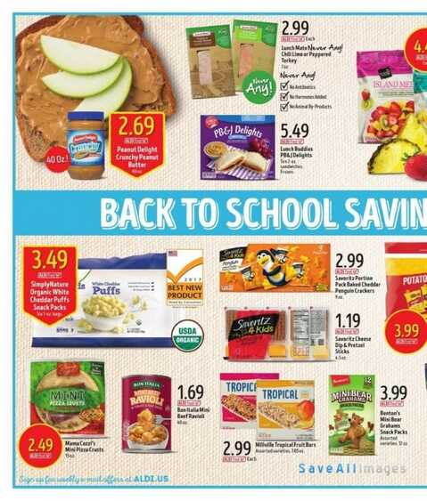 aldi weekly ad utica ny for August valid to 8/15 2017