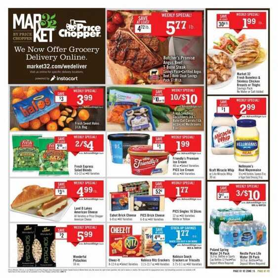 price chopper weekly ad webster ma