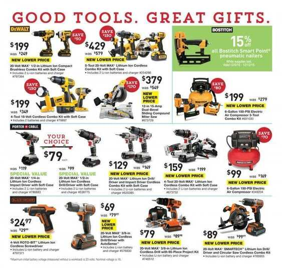 lowes ads crazy ads valid from 12/8 to 12/12 2016