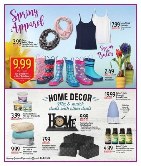aldi us weekly ads 3/22 2017 in USA