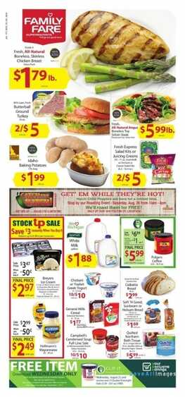 meijer weekly ad michigan to 8  30 2017 in mi state