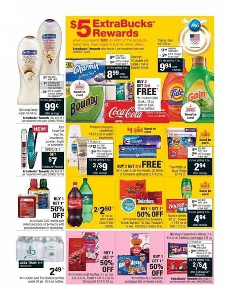 cvs weekly ad feb 14 valid to February 17 2018 Valentine's Day