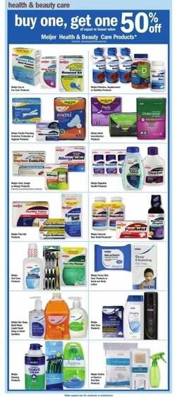 meijer weekly ads wisconsin 9/7 to 9/13 2017 in WI State