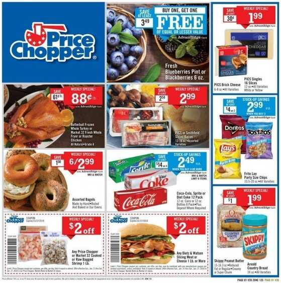 price chopper west lebanon nh flyer 1/22 to 1/27 2018