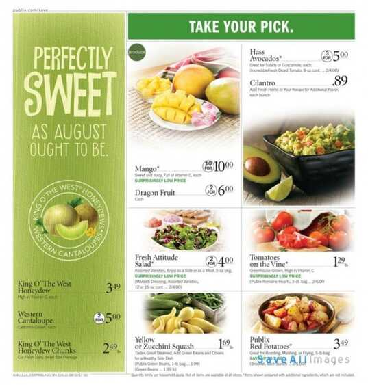 publix weekly ads tennessee