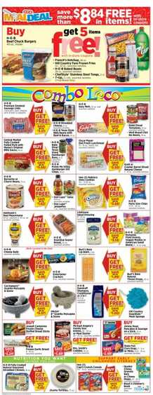 Heb weekly ads 2/1 2017 valid to 2/7/2017 in USA