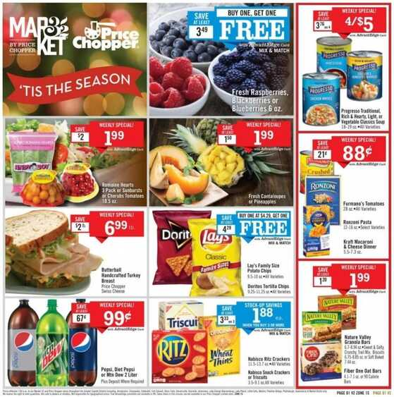 price chopper weekly ads vt