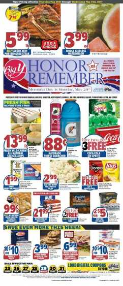big y sales ad