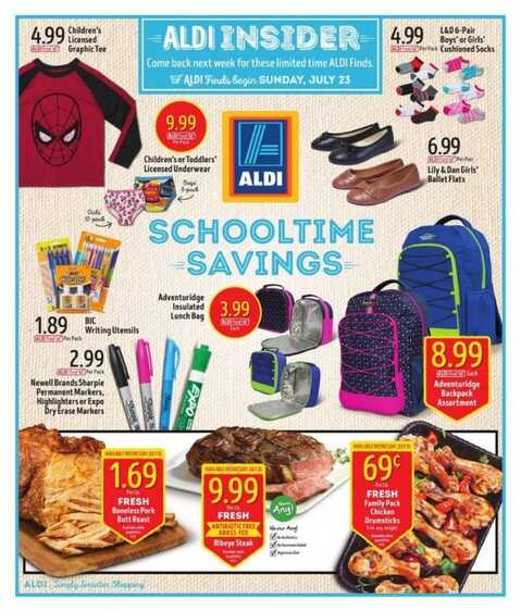Aldi Usa Weekly Ad