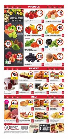 winn dixie weekly ad florida 12/6 - 12/12 2017
