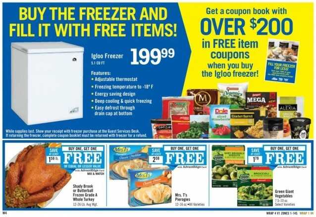 price chopper sale ads for this week