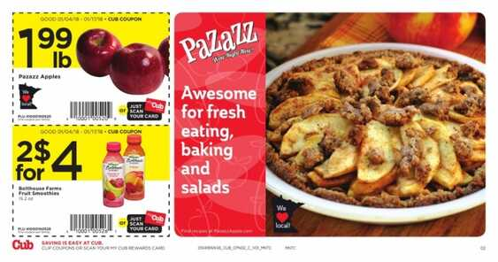 cub foods weekly ad st paul mn 1/10 to 1/17 2018
