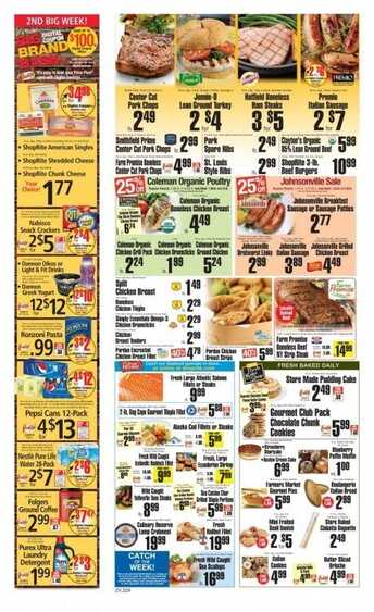 Shop Rite weekly ad